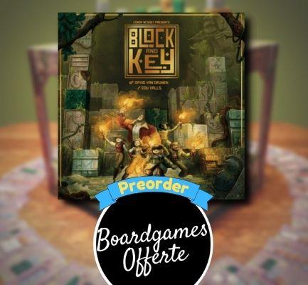 Block and Key