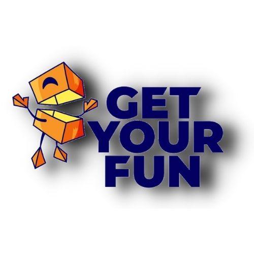 get your fun logo