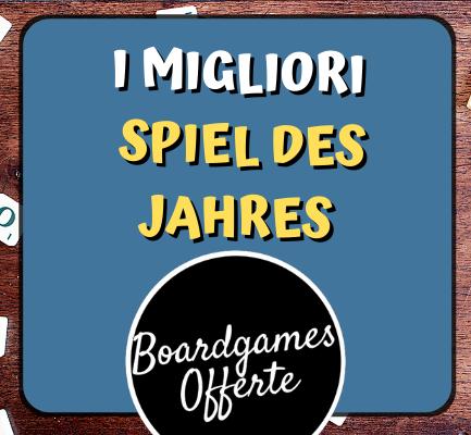 Giochi a tema: Spiel des Jahres